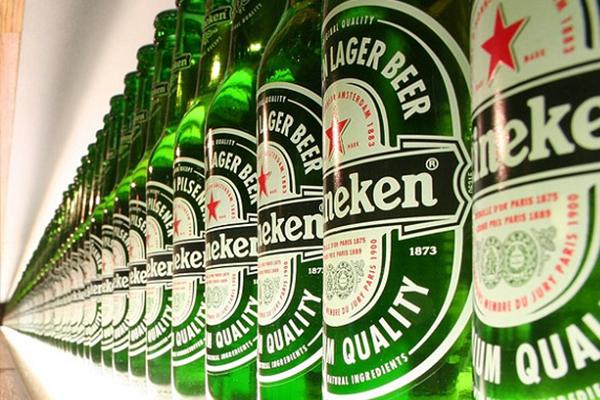 Exemplo de logística: Heineken