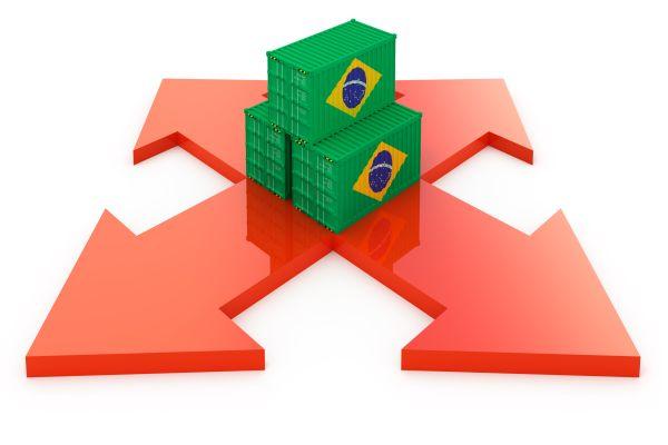 As grandes rotas de logistica do Brasil