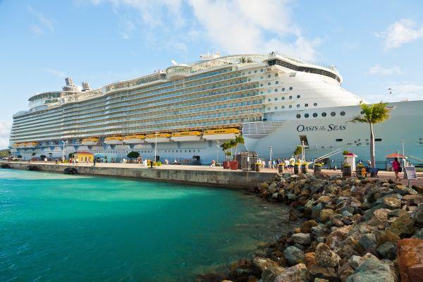Exemplo de logistica - o maior navio do mundo