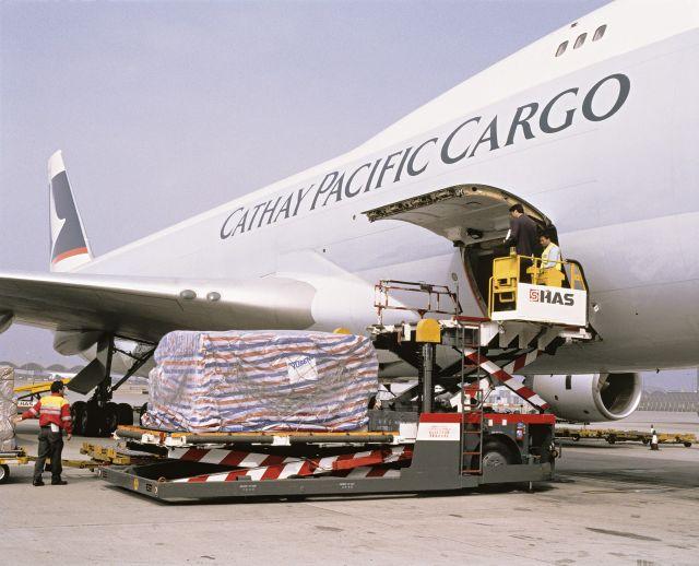 logistica aeroporto