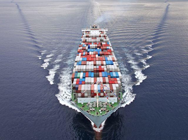 logistica container