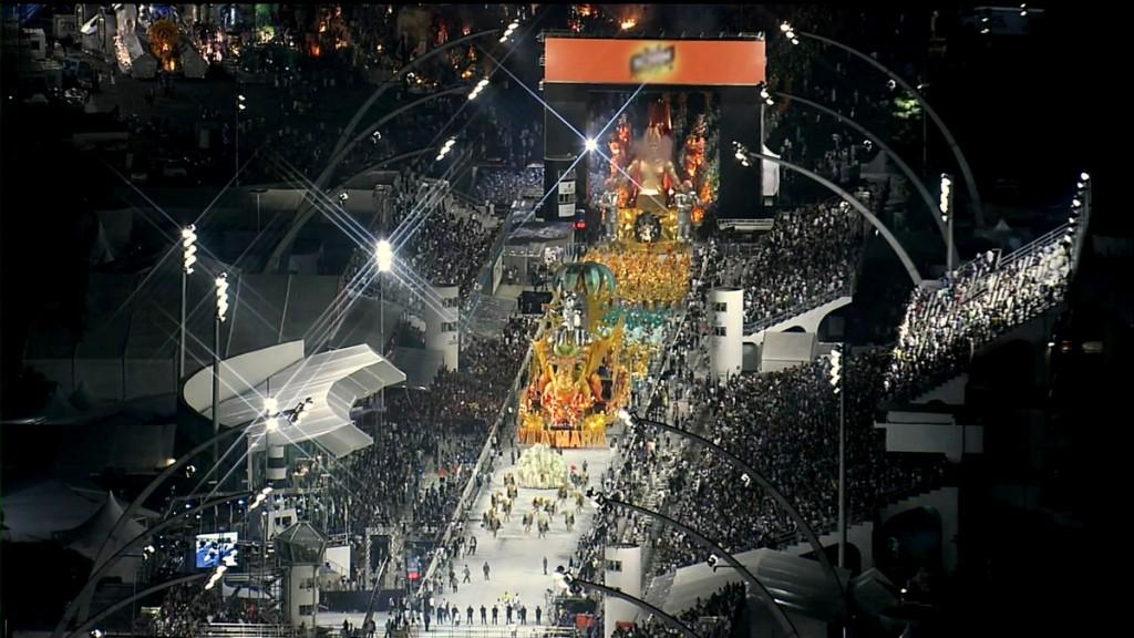 carnaval logistica