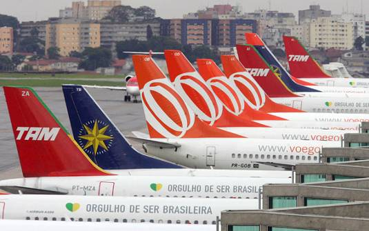 empresas aereas prejuizo