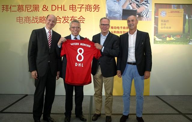 Logística Bayern de Munique