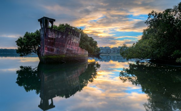 transporte hidroviario brasil
