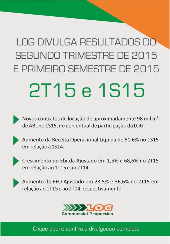 LOG CP primeiro semestre 2015