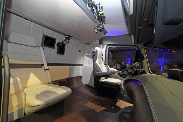 future truck cabine