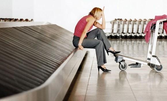 problemas bagagens