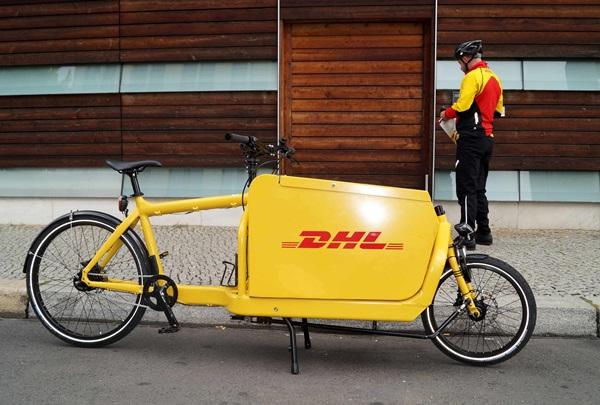 Parcycle da DHL