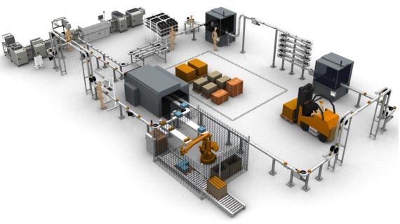 logistica negocios processos