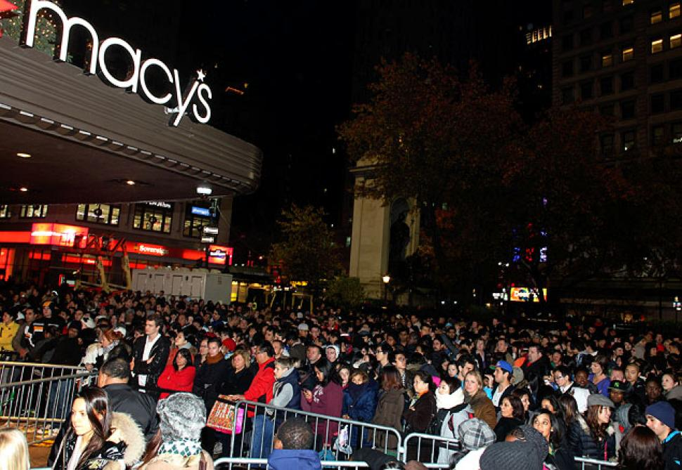 black friday na macys