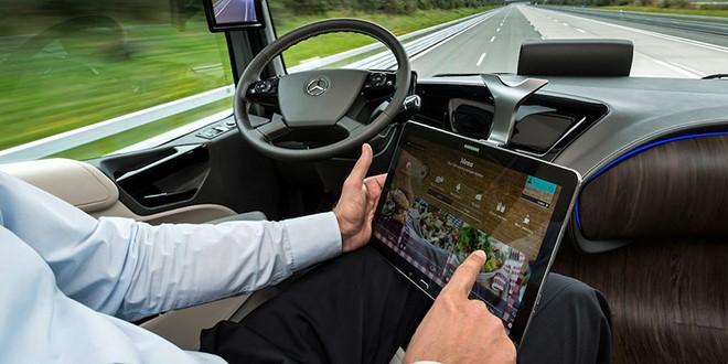Caminhões autônomos - Principais economias
