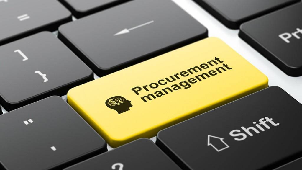 gestao de categoria procurement management