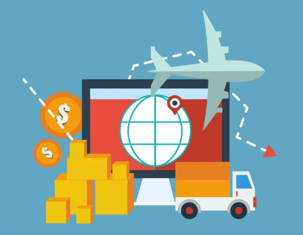 Como a tecnologia auxilia na gestão dos pontos de distribuição?