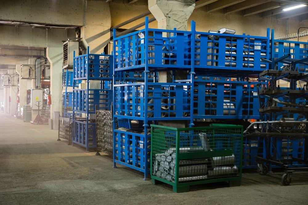 O que você precisa saber sobre o armazenamento de cargas perigosas?